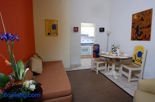 Hotel & Suites Galeria - Morelia - Dining room