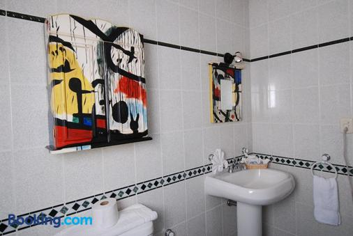 Hotel & Suites Galeria - Morelia - Bathroom
