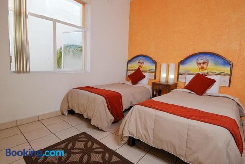 Hotel & Suites Galeria - Morelia - Bedroom
