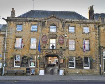 The George Hotel, Crewkerne - Crewkerne - Gebäude