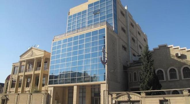 Admiral Hotel - Baku - Toà nhà