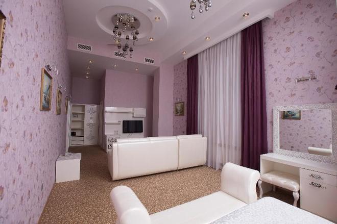 Admiral Hotel - Baku - Phòng ngủ