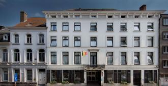 Hotel de Flandre - Gante - Edificio