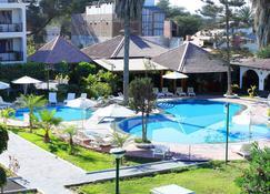 Hotel Villa de Valverde - Ica - Piscina
