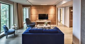 Hyatt Regency Amsterdam - Amsterdam - Living room