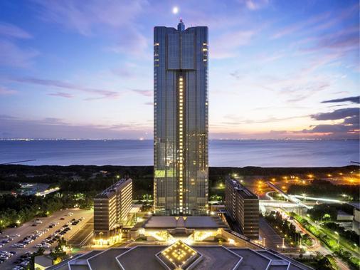 Apa Hotel And Resort Tokyo Bay Makuhari - Chiba - Toà nhà
