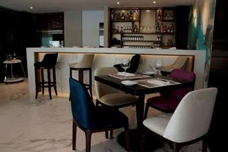 Isaaya Hotel Boutique By Wtc - Mexico City - Bar