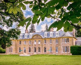 Blervie House - Forres - Gebäude