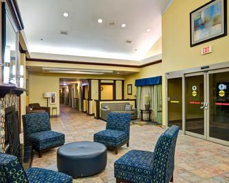 克里斯琴智選假日套房酒店 - 克里斯欽斯堡 - 克里斯琴 - 大廳