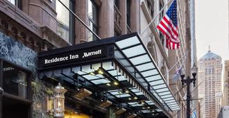 Residence Inn by Marriott Chicago Downtown/Loop - Chicago - Outdoor view