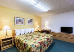 Rodeway Inn - Grand Island - Phòng ngủ