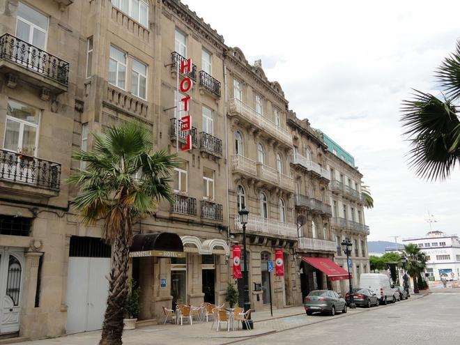 孔波斯特拉酒店 - 比戈 - 維戈 - 建築
