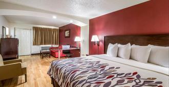 Red Roof Inn Houston East - I-10 - יוסטון - חדר שינה