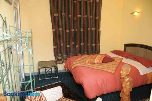 Hôtel Vendôme - Tours - Phòng ngủ