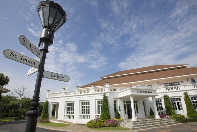 Kensington English Garden Resort Khaoyai - Mu Si - Building
