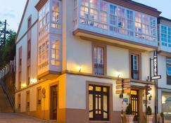 馬蹄鐵酒店 - 聖地牙哥康波 - 聖地亞哥-德孔波斯特拉 - 建築