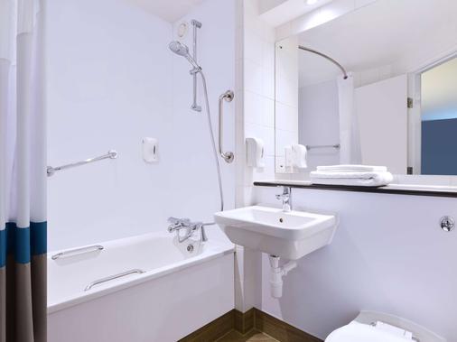 倫敦市中心滑鐵盧旅遊旅館 - 倫敦 - 倫敦 - 浴室