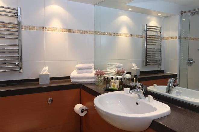 Best Western Plus Dunfermline Crossford Keavil House Hotel - Dunfermline - Kylpyhuone