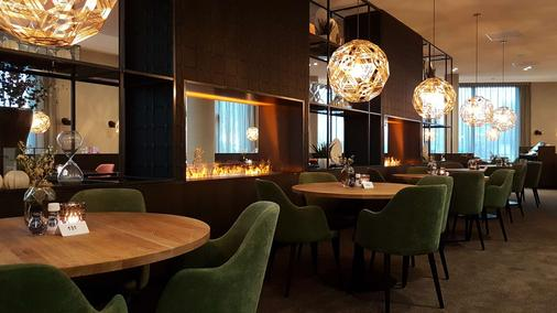 格羅寧根呼克蓋爾凡德瓦克酒店 - 格羅寧根 - 格羅寧根 - 餐廳