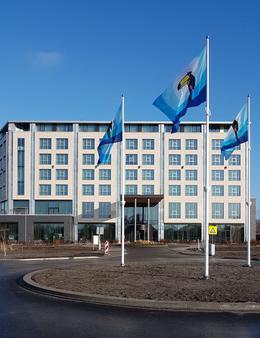 格羅寧根呼克蓋爾凡德瓦克酒店 - 格羅寧根 - 格羅寧根 - 建築