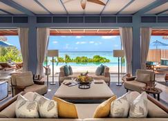 Raffles Maldives Meradhoo - Meradhoo - Living room