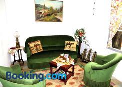 cote de la cite medievale - Carcasona - Sala de estar