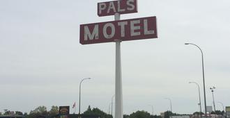 Pals Motel and RV Park - Medicine Hat - Näkymät ulkona