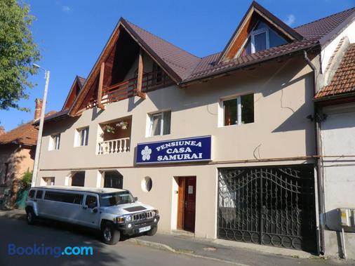 Pension Casa Samurai - Braşov - Toà nhà