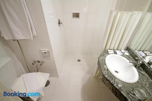 San Michel Hotel - Sao Paulo - Phòng tắm