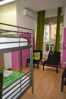 Hostel Era - Madri - Quarto
