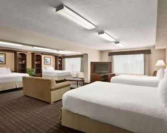 Days Inn & Suites Moncton - Moncton - Bedroom