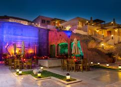 Petra Guest House Hotel - Wadi Musa - Byggnad