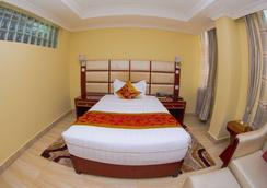 Tiffany Diamond Hotels - Dar es Salaam - Makuuhuone