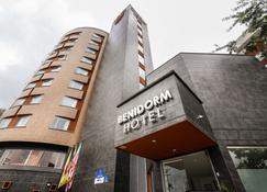 貝尼多姆酒店 - 馬尼紮雷斯 - 馬尼薩萊斯 - 建築
