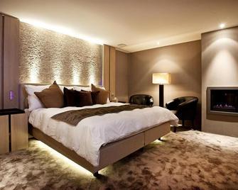 Hotel Thermen Dilbeek - Dilbeek - Спальня