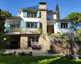 Villa Naranja - Sant Cugat del Valles - Building