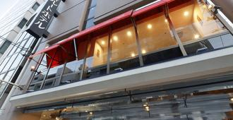 Cityroute Hotel - אוסקה - בניין