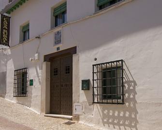 Terrazas a la Plaza - Chinchón - Edificio