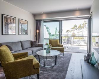 Hotel Riviera Strand - Bastad - Obývací pokoj