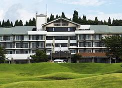 Hotel Aso Skyblue - Aso - Building