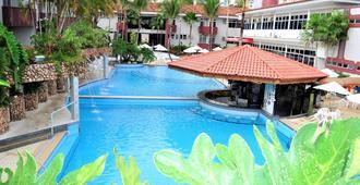Taiyo Thermas Hotel - Caldas Novas - Svømmebasseng