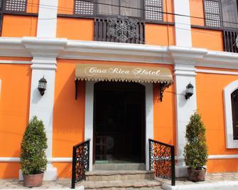 Casa Rica Hotel - Vigan City - Building