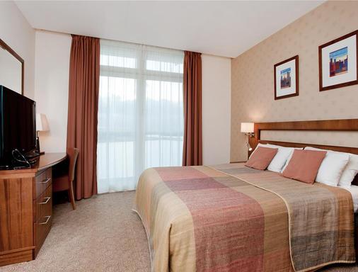 DoubleTree by Hilton London Excel - Londra - Camera da letto