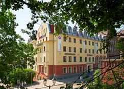 Hotel Focus Szczecin - Stettin - Gebäude