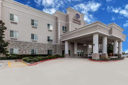 Comfort Suites Houston IAH Airport - Beltway 8 - Houston - Toà nhà