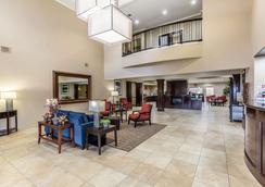 Comfort Suites Houston IAH Airport - Beltway 8 - Houston - Lobby