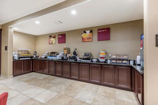 Comfort Suites Houston IAH Airport - Beltway 8 - Houston - Buffet