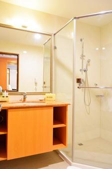 Fuward Hotel Tainan - Tainan - Kylpyhuone