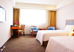Fuward Hotel Tainan - Tainan - Makuuhuone