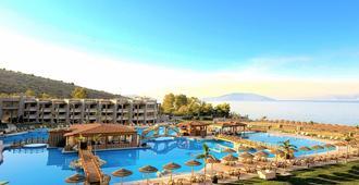 Kandia's Castle Hotel Resort & Thalasso - Tolo - Pool